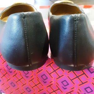 Tory Burch Shoes - TORY BURCH BENTON NAPPA FLATS 9